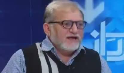 Harf-e-Raz (Decreasing Popularity of Talk Shows) – 15th March 2017