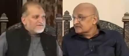 Harf e Raz (Discussion with Amjad Islam Amjad) - 9th October 2018
