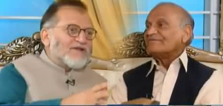 Harf-e-Raz (Discussion With Anwar Masood) - 12th December 2017