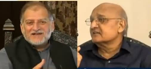 Harf e Raz (Guest: Amjad Islam Amjad) Part-2 - 10th October 2018