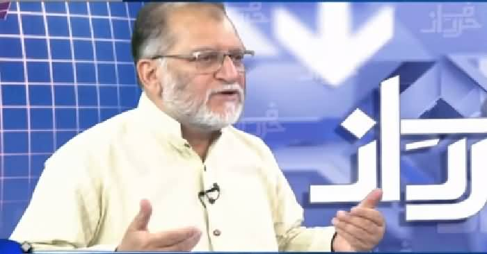 Harf e Raz (India's Conspiracy Against Pakistan) – 19th June 2019