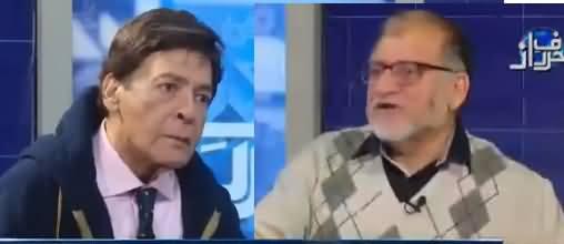 Harf e Raz (Special Talk With Qavi Khan) - 14th March 2018
