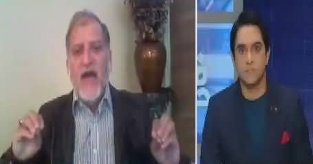 Harf-e-Raz (What Is Going On Our Borders?) – 8th May 2017