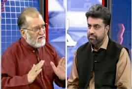 Harf e Raz with Orya Maqbol Jan (Zardari Ki Giraftari) – 10th June 2019