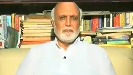 Haroon Rasheed Analysis on Future of Altaf Hussain And MQM