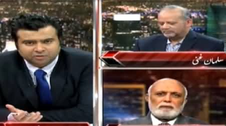Haroon Rasheed Analysis on The Involvement of Qualified Students in Safoora Bus Attack