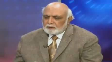 Haroon Rasheed Analysis on Why Captain Safdar Criticized Nawaz Sharif's Staff
