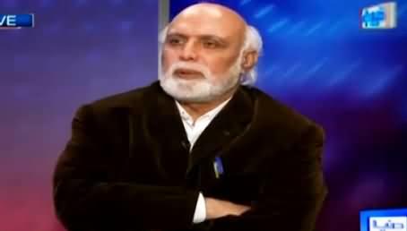 Haroon Rasheed Analyzing PTI Jalsa And Giving Some Advices to Imran Khan