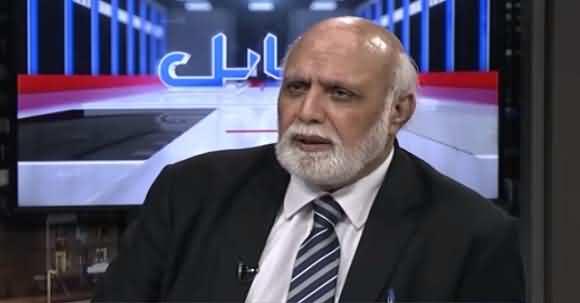 Haroon Rasheed Criticise Govt About Giving Tamgha E Imtiaz To Mehwish Hayat