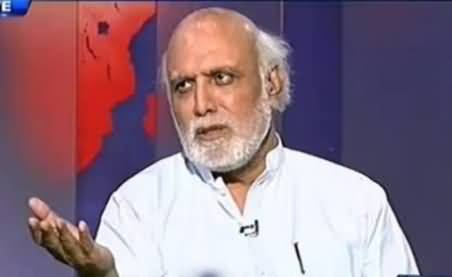 Haroon Rasheed Exposing PPP and MQM on Timber Market Incident in Karachi