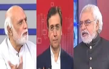 Haroon Rasheed , Moeed Pirzada and Ayaz Amir commenting on Nawaz Sharif´s statement