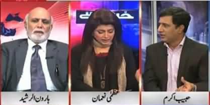 Haroon Rasheed Telling Real Reason Why Nabil Gabol Left MQM