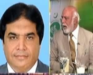 Haroon-ur-Rasheed Blasts Hanif Abbasi, Behoda, Kaminey, Smuggler Abused By Haroon ur Rasheed