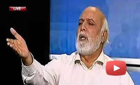 Haroon ur Rasheed changed his opinion about MQM after one visit to Nine Zero