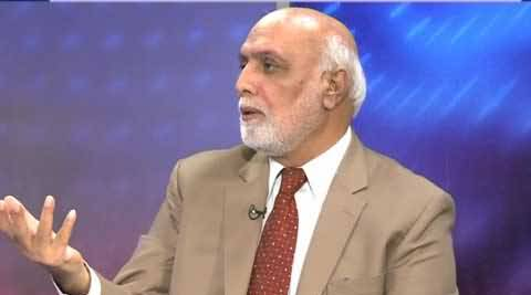 Has Imran Khan Done Any Deal About Nawaz Sharif? See Haroon Rasheed Response