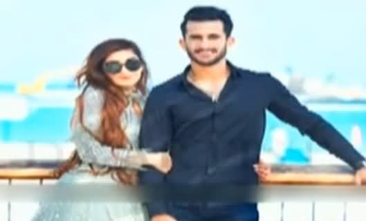 Hasan Ali Pictures And Video With His Indian (Future) Wife Samia Arzoo