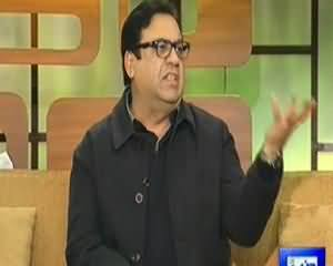 Hasb e Haal – 12th January 2014