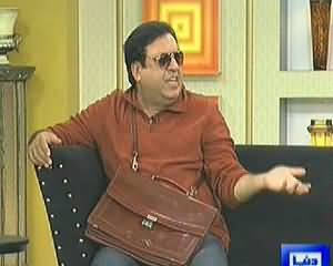 Hasb e Haal – 16th March 2014