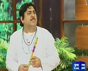 Hasb e Haal (Azizi As Ranjha) – 23rd August 2013