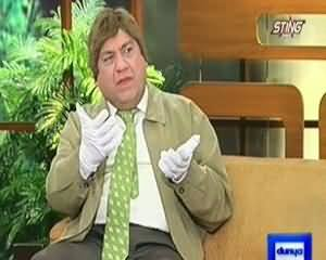 Hasb e Haal – 24th January 2014