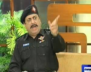 Hasb e Haal – 25th January 2014