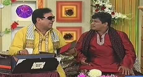 Hasb e Haal (2nd Day Eid Special) – 7th October 2014