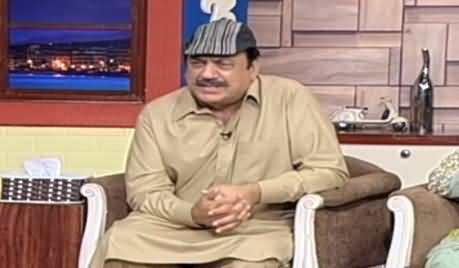 Hasb e Haal (Aziz As Husband With Wife) - 25th June 2021