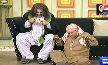 Hasb e Haal (Azizi As Aamil Baba) – 12th June 2014