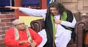 Hasb e Haal (Azizi as Aamil Baba) - 4th June 2020