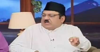 Hasb e Haal (Azizi As Abdul Latifi) - 9th May 2019