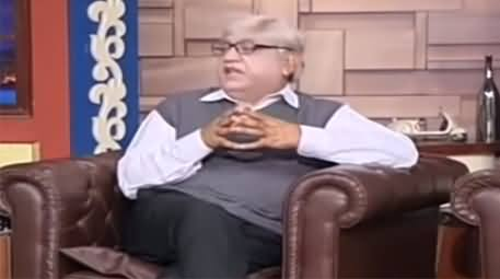 Hasb e Haal (Azizi as Bill Gates) - 27th February 2021