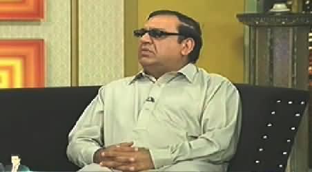 Hasb e Haal (Azizi As Chaudhry Shujaat Hussain) - 3rd October 2014
