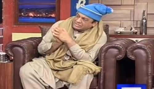Hasb e Haal (Azizi as Deema Patient) - 20th July 2019