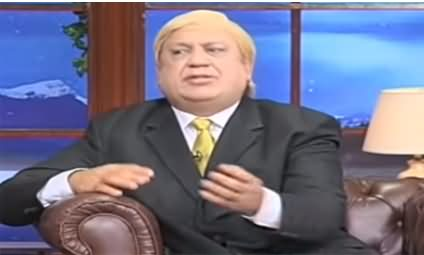 Hasb e Haal (Azizi As Donald Trump) - 6th November 2020