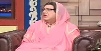 Hasb e Haal (Azizi as Firdous Ashiq Awan) - 16th November 2019