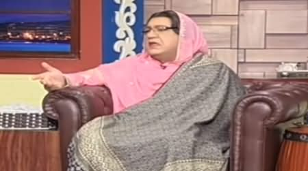 Hasb e Haal (Azizi as Firdous Ashiq Awan) - 26th November 2020