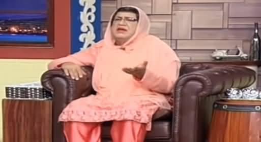 Hasb e Haal (Azizi as Firdous Ashiq Awan) - 6th May 2021