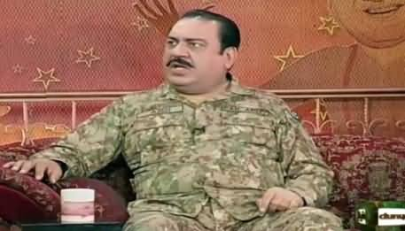 Hasb e Haal (Azizi As General Raheel Sharif) – 6th September 2015