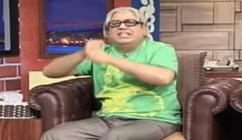 Hasb e Haal (Azizi as Heera Superhit) - 20th April 2019