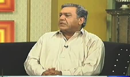 Hasb e Haal (Azizi As Javed Hashmi) – 25th September 2014
