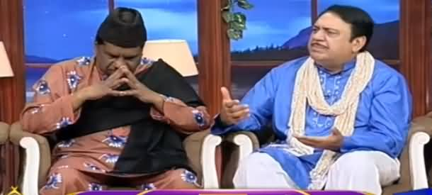 Hasb e Haal (Azizi as Jeem Seem DhadKan) - 2nd June 2019
