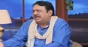 Hasb e Haal (Azizi as Jeem Seen Dhadkan) - 4th October 2019