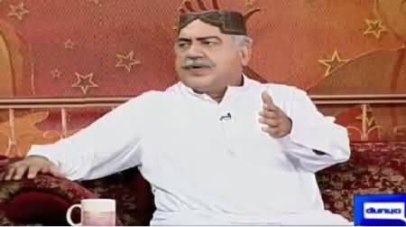 Hasb e Haal (Azizi As Khursheed Shah) – 17th September 2015