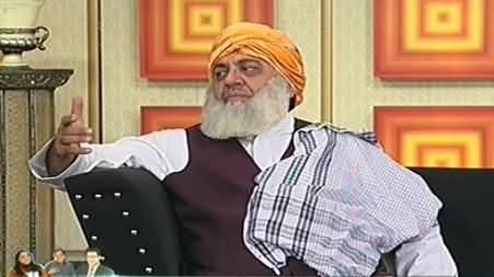 Hasb e Haal (Azizi As Maulana Fazal ur Rehman) – 18th October 2014