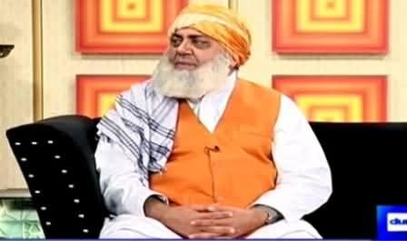 Hasb e Haal (Azizi As Maulana Fazal-ur-Rehman) – 21st February 2015
