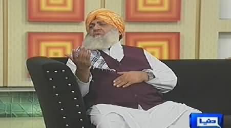 Hasb e Haal (Azizi As Maulana Fazal ur Rehman) – 23rd August 2014