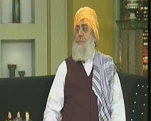 Hasb e Haal (Azizi As Maulana Fazal ur Rehman) – 9th March 2014