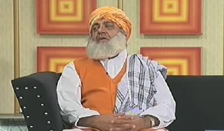 Hasb e Haal (Azizi As Mualana Fazal ur Rehman) – 11th July 2014