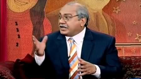 Hasb e Haal (Azizi As Najam Sethi) – 18th May 2015