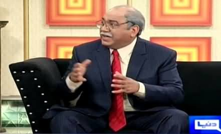 Hasb e Haal 28th February 2015 Azizi As Najam Sethi